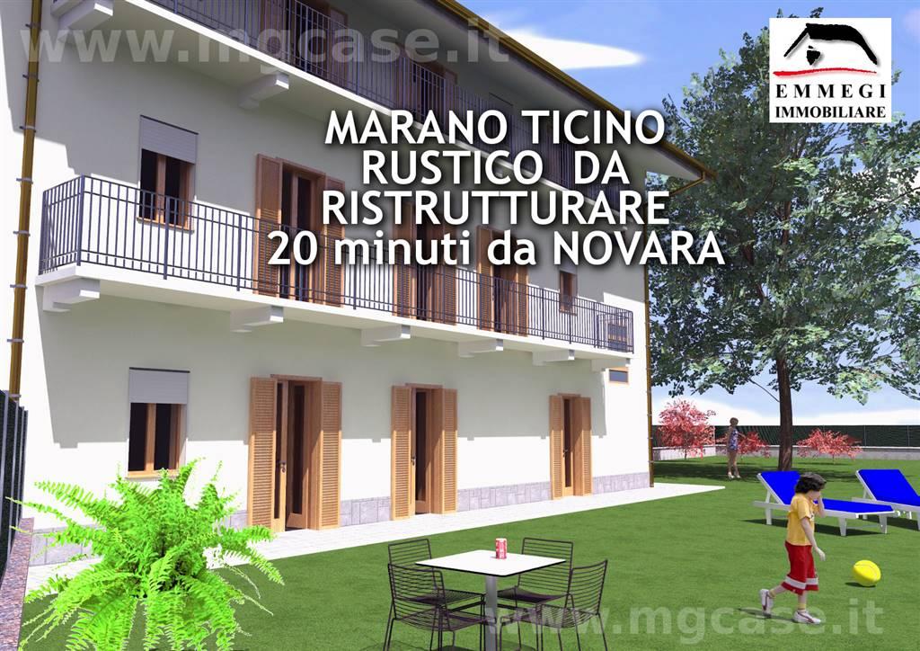 MARANO TICINO - NOVARA