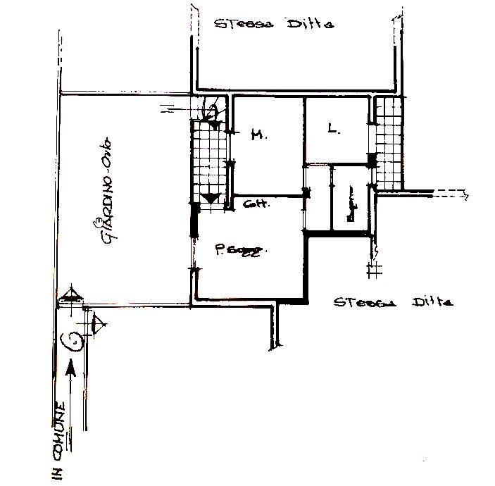 planimetria della casa - Rif. Lt3291RV65254