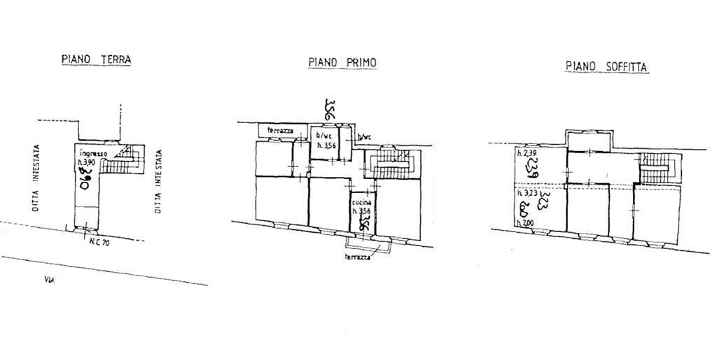 Planimetria Terratetto