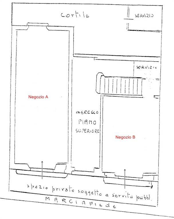 Planimetria Negozi