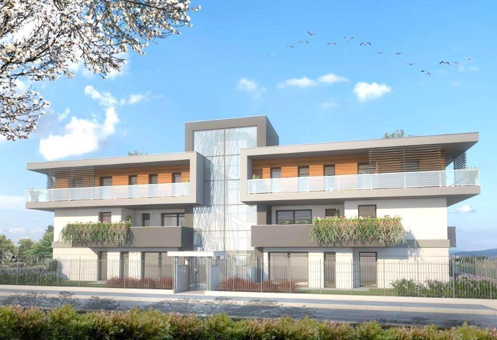 Nuova costruzione a INZAGO 130 Mq | 4 Vani | Giardino 0 Mq