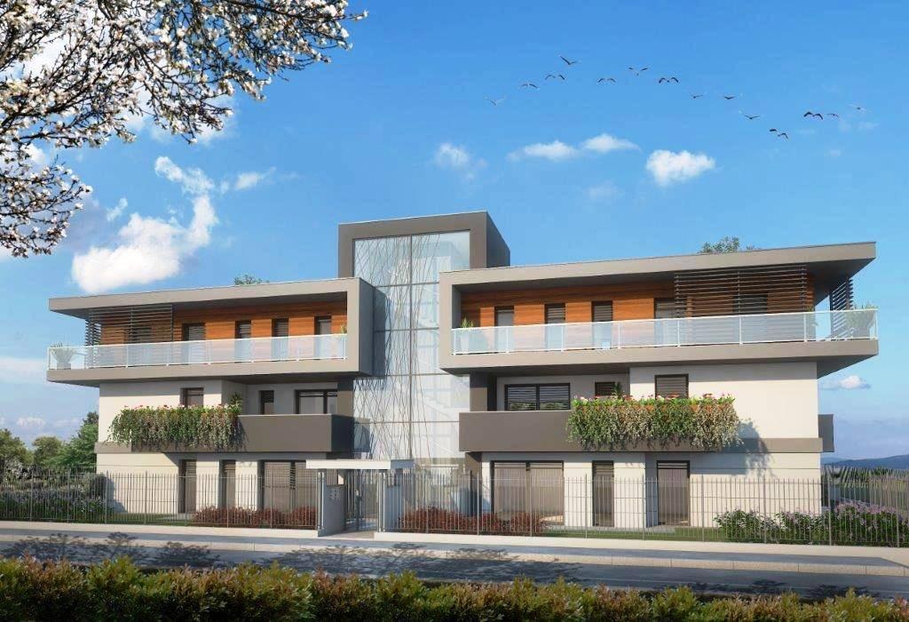 Nuova costruzione a INZAGO 97 Mq | 3 Vani