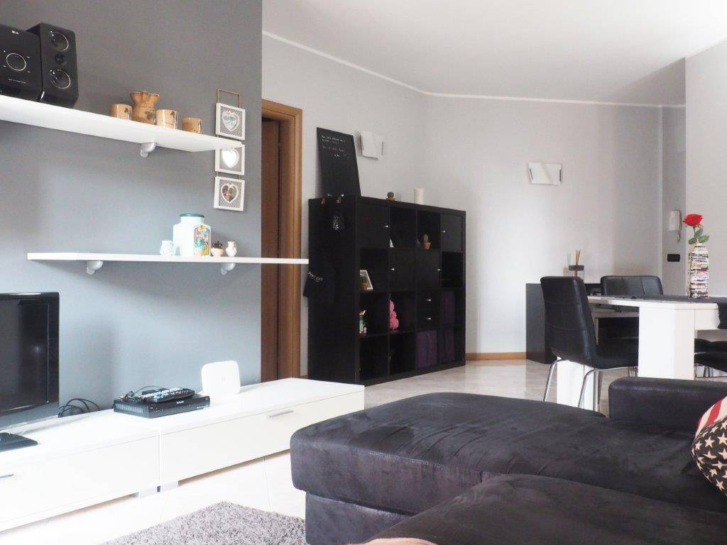 Apartment in POZZO D'ADDA 62 Sq. mt. | 2 Rooms - Garage