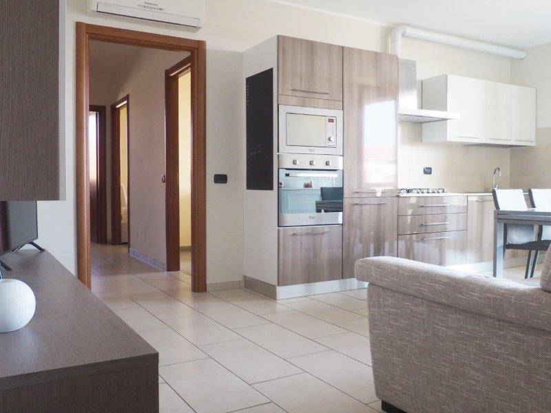 Apartment in GREZZAGO 75 Sq. mt. | 3 Rooms - Garage